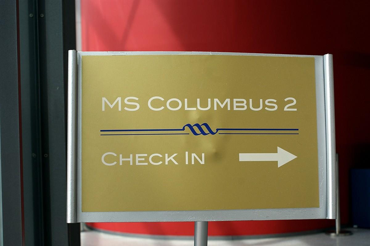 Willkommen auf der Columbus 2