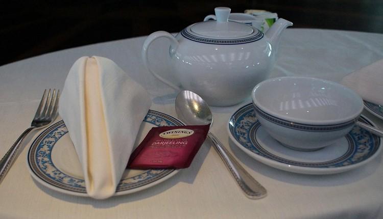 Afternoon Tea auf der Oceania Riviera