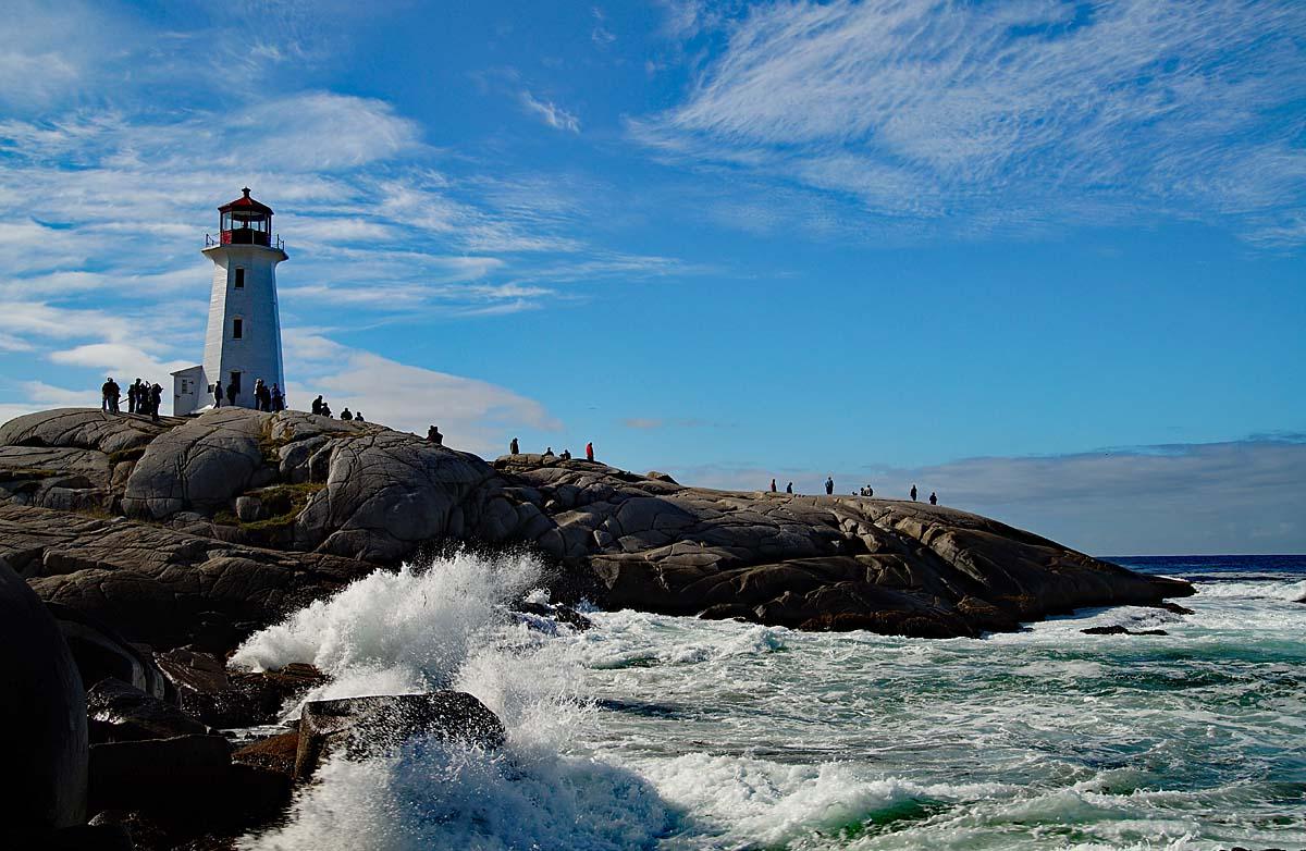 Halifax auf eigene Faust – Sehenswürdigkeiten in Halifax und Ausflug nach Peggy's Cove