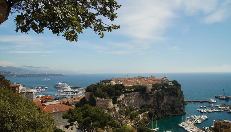 Monaco Auf Eigene Faust Der Beste Ausblick über Monte Carlo