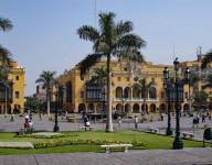 Sehenswürdigkeiten in Peru - Lima, die Stadt im Nebel