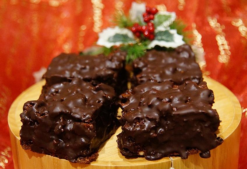 Rezept für einen leckeren Weihnachtskuchen