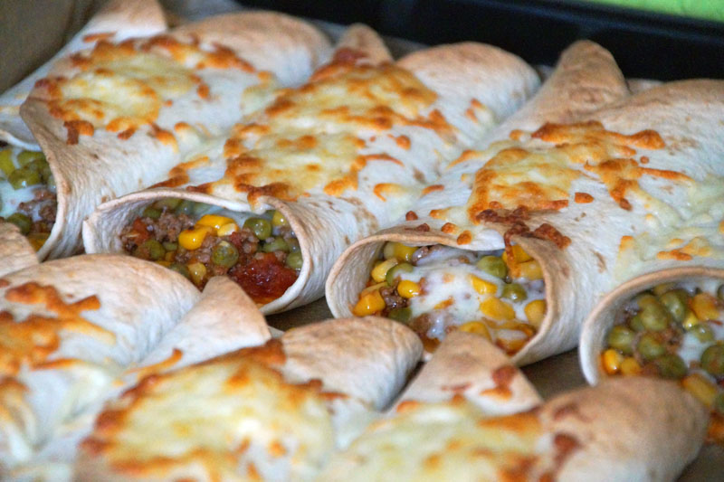 So schmeckt Mexiko #1: Enchiladas