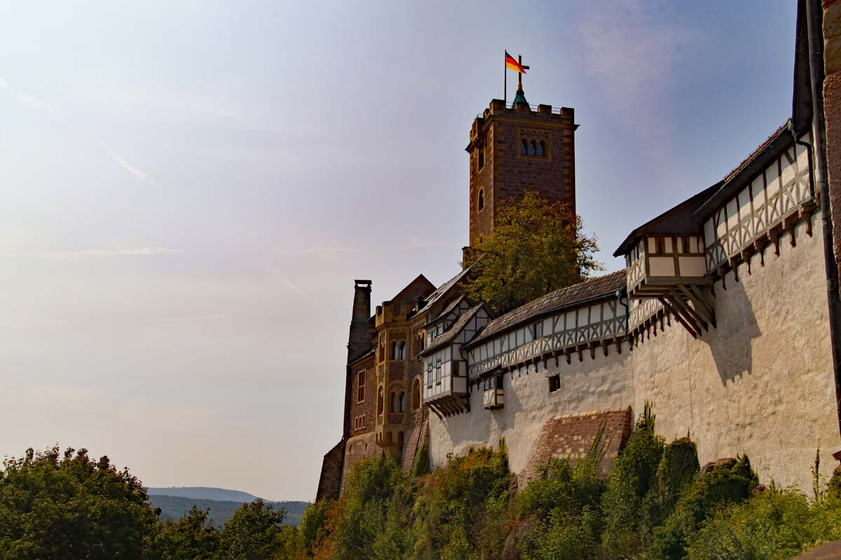 Zwei Tage In Thüringen Unterwegs In Der Welterberegion