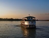 Myanmar: mit dem Schiff von Mandalay nach Bagan