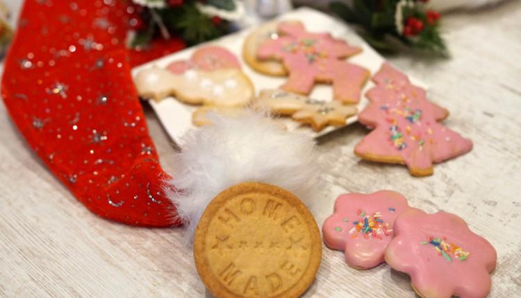 Glasur Weihnachtsplätzchen.Omas Einfache Weihnachtsplätzchen Silvertravellers