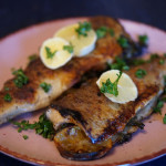 Fisch einfach zubereiten Forelle Müllerin Art