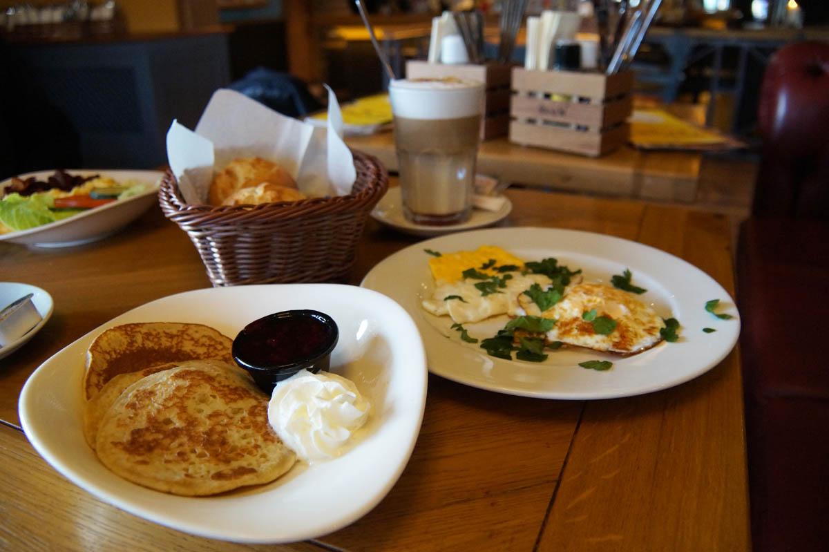 Cafe Del Sol Frühstück à La Carte Oder Buffet Silvertravellers