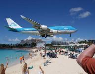 St. Maarten Flughafen - der spektakulärste Airport der Karibik