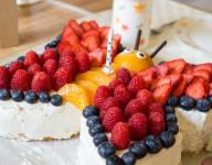 Einfache Torte für Anfänger - Schmetterlingstorte zum Kindergeburtstag