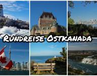 Rundreise Ostkanada – wichtige Reiseinformationen und Reiseroute