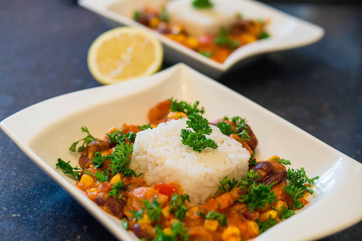 7 Leichte & vegetarische Gerichte
