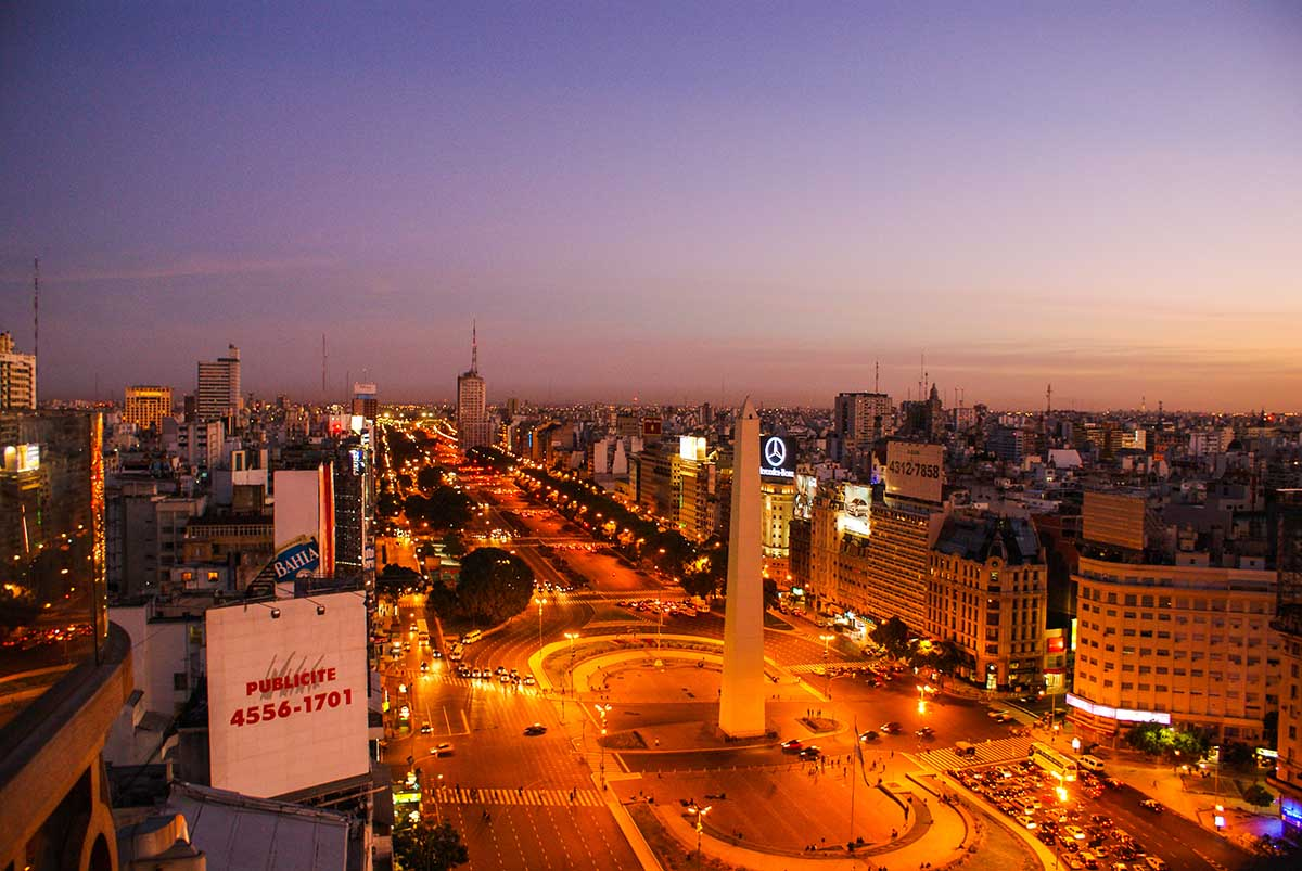 BUENOS AIRES Sehenswürdigkeiten und Highlights in der Hauptstadt Argentiniens