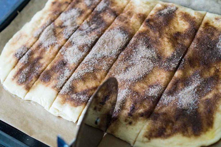 Cinnamon Bread Zimtbrot