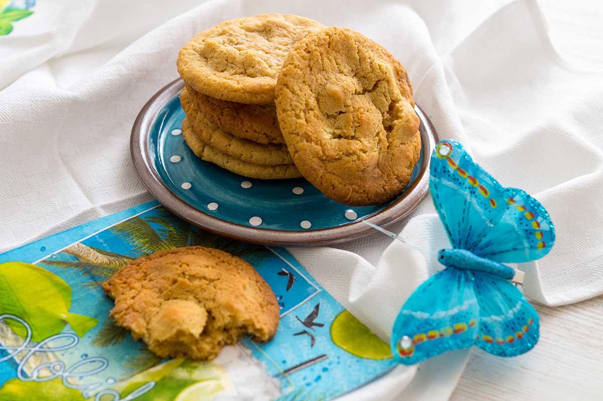 SUBWAY COOKIES nachgebacken: Rezept für White Chocolate Macadamia Cookies