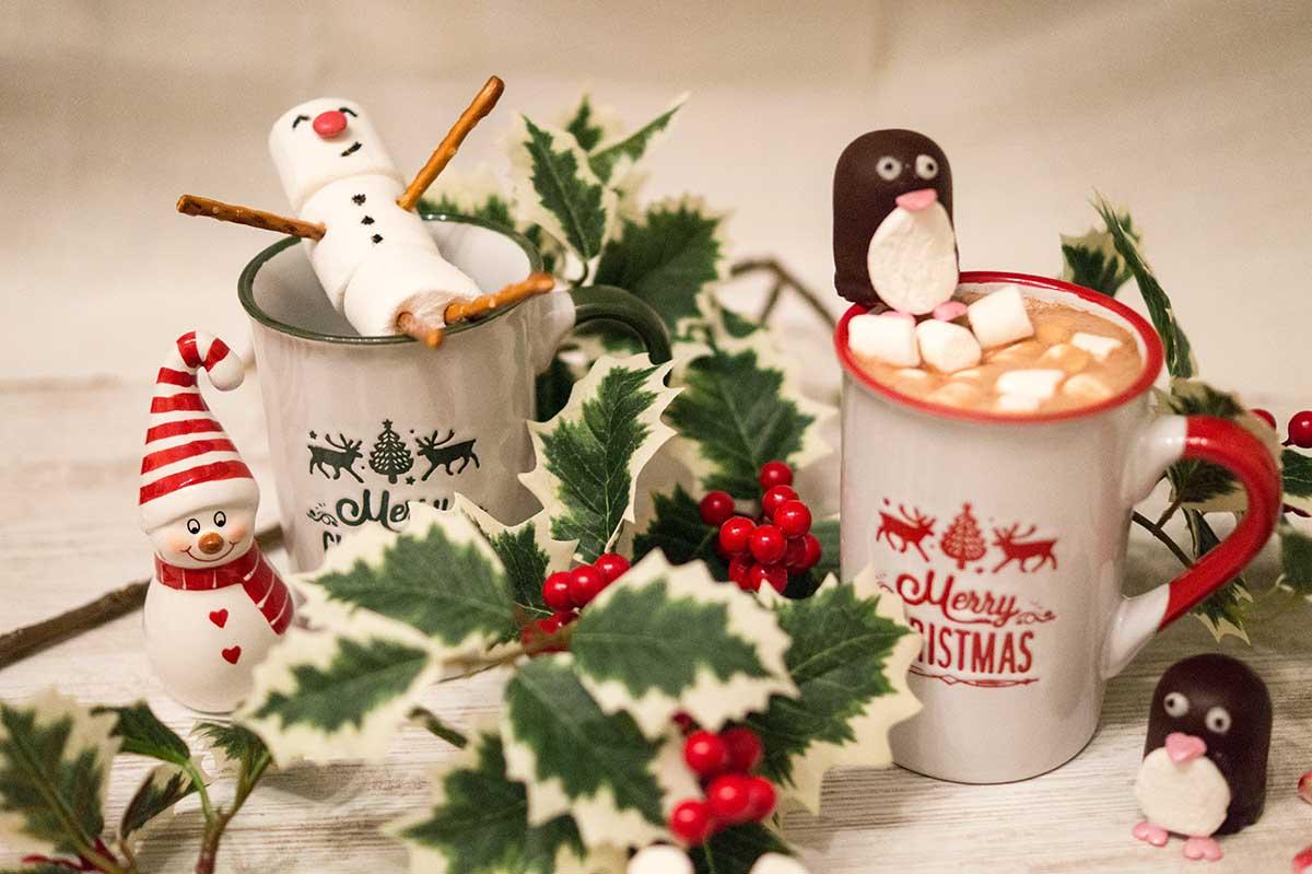 Weihnachtliche Dessert-Ideen