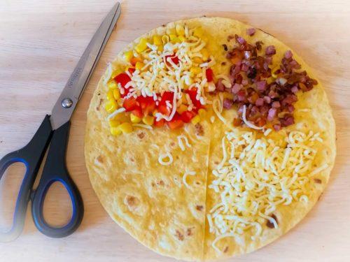 Tortilla Wraps Hack